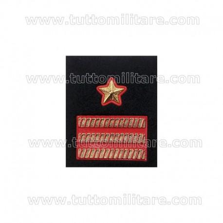 Grado Velcro Luogotenente Aeronautica Militare
