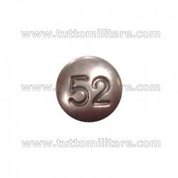 Pulce Numerale 52 Fanteria