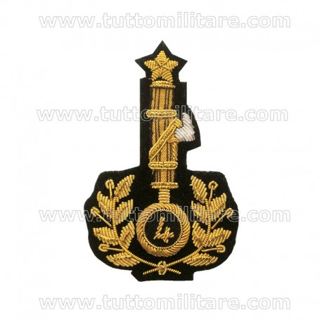Fregio 4^ Legione Benito Mussolini Milizia Universitaria