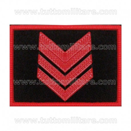 Grado Velcro Appuntato Carabinieri