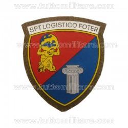 Scudetto Supporto Logistico Fo.Ter.