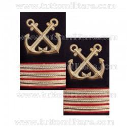 Tubolari 1 Maresciallo Nocchiere di Porto Marina Militare