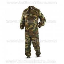 Mimetica Esercito Italiano Woodland Camo