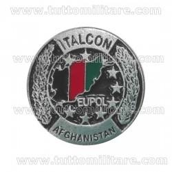Distintivo Eupol Afghanistan