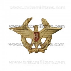 Distintivo Corso Superiore Stato Maggiore