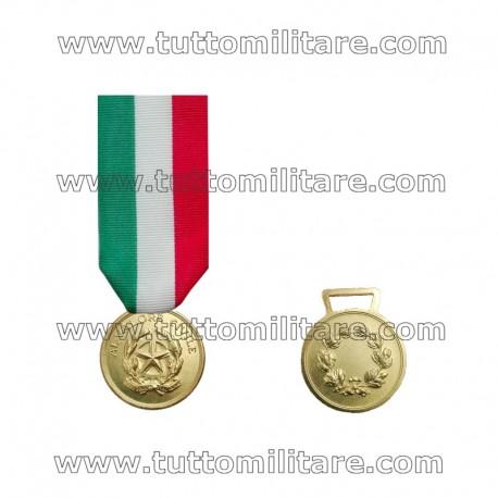 Medaglia Valore Civile Oro