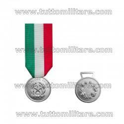 Medaglia Valore Civile Argento