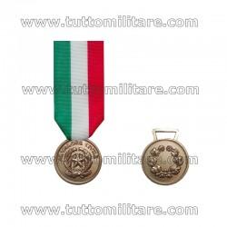 Medaglia Valore Civile Bronzo