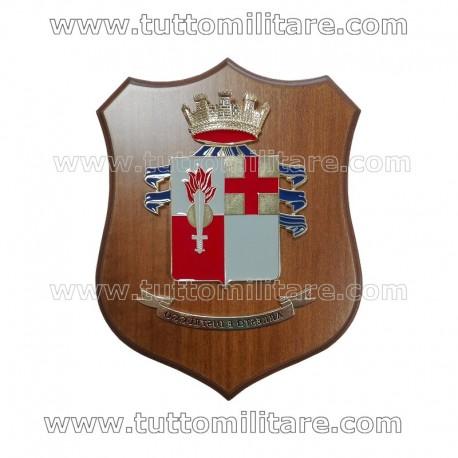 Crest Araldico 3 Reggimento Genio Guastatori
