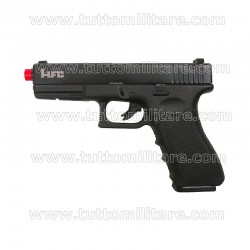 Pistola Softair Glock 17 Gas Scarrellante HFC
