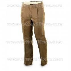 Pantaloni Militari Kaki Esercito Italiano
