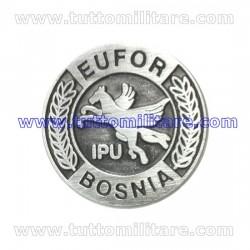 Distintivo EUFOR IPU Bosnia