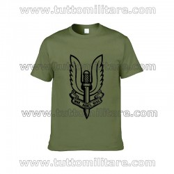 TShirt SAS Who Dares Wins