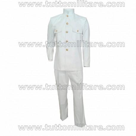 Divisa Bianca United States Navy  Corp