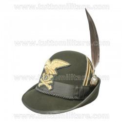 Cappello Alpino Maresciallo 3 Reggimento Artiglieria Montagna