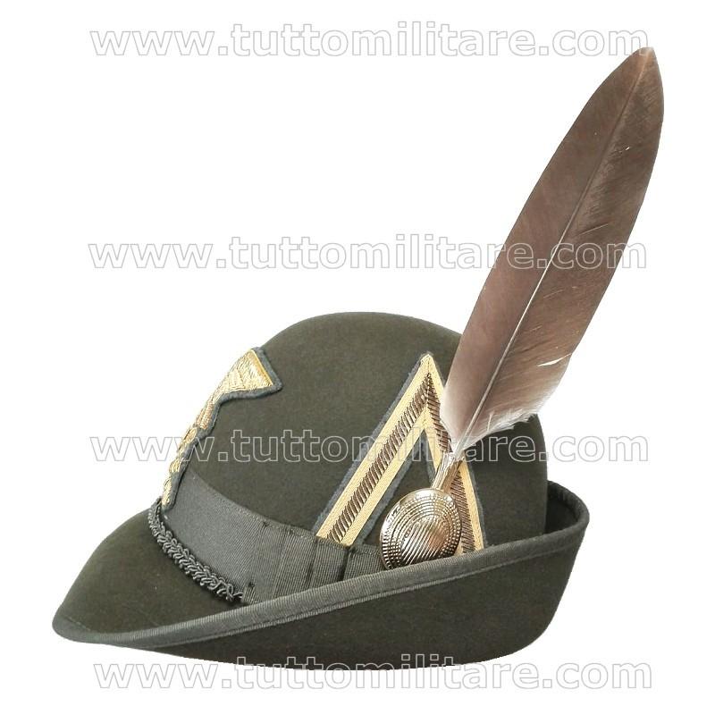 Cappello Alpino Maresciallo 3 Reggimento Artiglieria Montagna fdd0398eb8c1