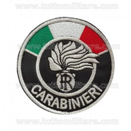 Scudetto Carabinieri Tondo