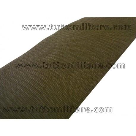 Velcro Verde Militare 10 cm