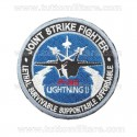 Patch Joint Strike Fighter F-35 Lightning II