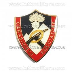 Distintivo Metallo Carabiniere Rocciatore