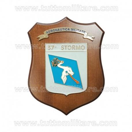 Crest 37° Stormo Aeronautica Militare