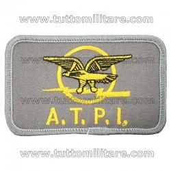 Targhetta Ricamata ATPI Guardia di Finanza