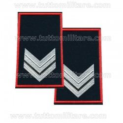 Tubolari Plastica Vice Brigadiere Carabinieri