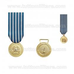 Medaglia Oro Merito Lungo Comando GdF