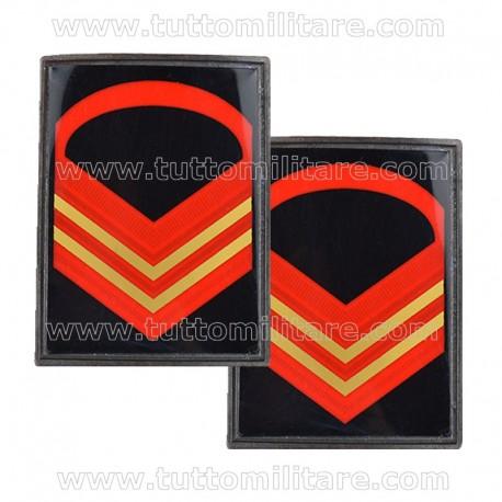 Gradi Metallo Caporal Maggiore Capo Scelto EI