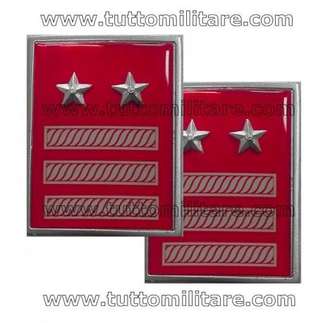 Gradi Metallo Luogotenente Carica Speciale Carabinieri