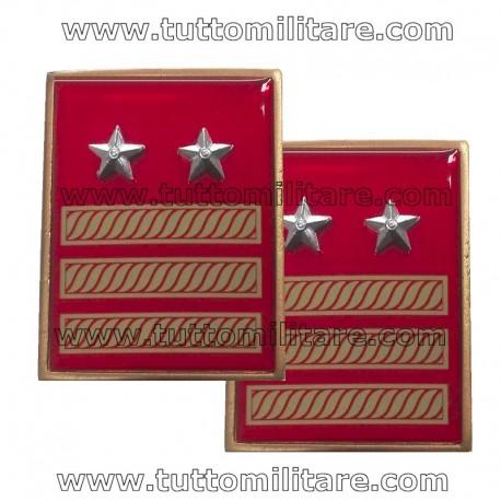 Gradi Metallo Luogotenente Carica Speciale EI GdF
