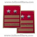 Gradi Metallo Primo Luogotenente Esercito