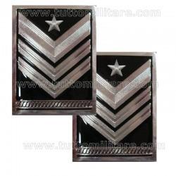 Gradi Metallo Brigadiere Capo Qualifica Speciale Carabinieri
