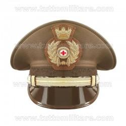 Berretto Sottotenente Corpo Militare Croce Rossa