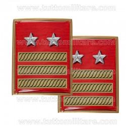 Gradi Metallo Luogotenente Cariche Speciali Guardia di Finanza