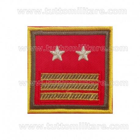 Grado Velcro Primo Luogotenente Qualifica Speciale GdF