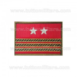 Grado Velcro Primo Luogotenente Esercito