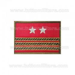 Grado Velcro Primo Luogotenente Qualifica Speciale Esercito