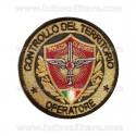 Patch Operatore Controllo del Territorio Polizia di Stato