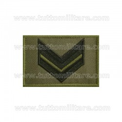 Grado Velcro Caporale VFP1 Esercito