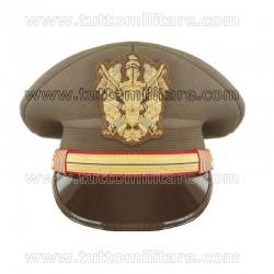 Berretto Luogotenente Pluriarma Accademia Esercito