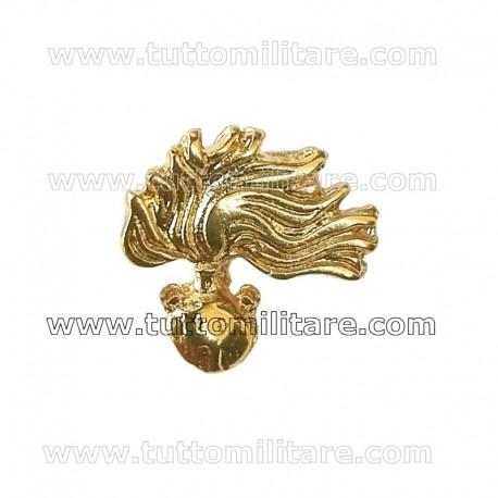 Pin Fiamma Oro Carabinieri