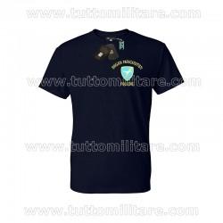 T-Shirt Blue Brigata Paracadutisti Folgore