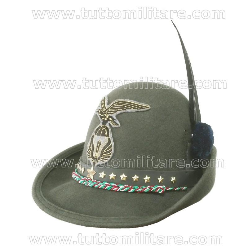 prezzi incredibili carina design di qualità Cappello Alpino Paracadutisti Congedante