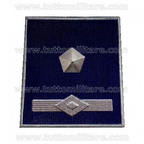 Grado Velcro Ispettore Superiore Polizia Penitenziaria