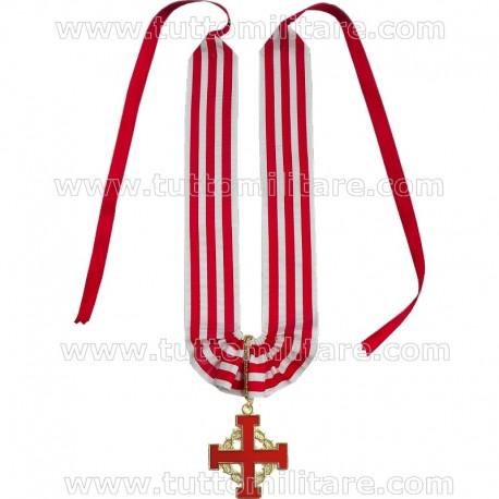 Cavaliere Ordine Merito Santo Sepolcro Gerusalemme