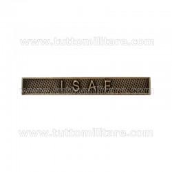 Fascetta Metallo ISAF