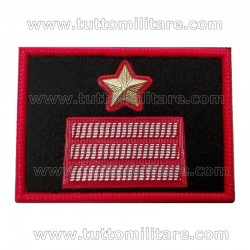 Grado Velcro Luogotenente Carabinieri