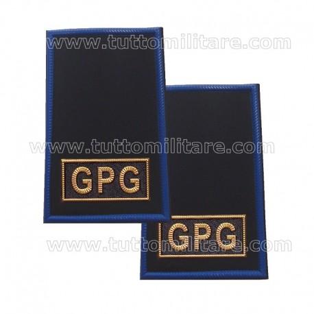 Tubolari Plastica GPG Guardie Particolari Giurate