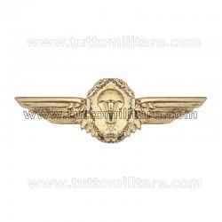 Brevetto Metallo Paracadutismo Tedesco